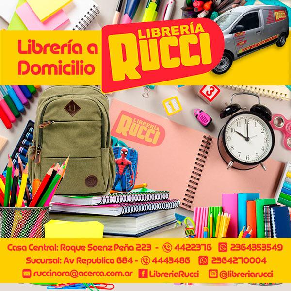 Librería Rucci